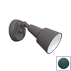Remcraft Lighting Swedish Modern Outdoor Flush-Mount Light