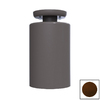 Remcraft Lighting Cylinders Outdoor Flush-Mount Light
