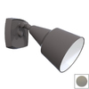 Remcraft Lighting Gray Outdoor Flush-Mount Light