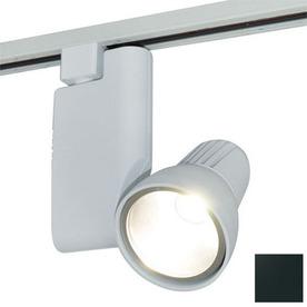 nora lighting black step led linear track lighting head at. Black Bedroom Furniture Sets. Home Design Ideas