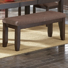 Homelegance Natick Warm Espresso 48-in Dining Bench