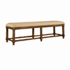 Homelegance Ardenwood Natural Antique 64-in Dining Bench