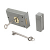 Gatemate Steel Shackle Keyed Padlock