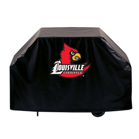 Holland University of Louisville Vinyl 60-in Grill Cover