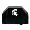 Holland Michigan State University Vinyl 60-in Grill Cover