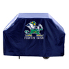 Holland Notre Dame Navy Vinyl 60-in Grill Cover