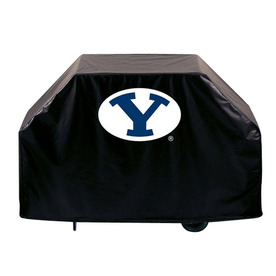 Holland Brigham Young University Vinyl 72-in Grill Cover