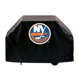 Holland New York Islanders Vinyl 72-in Grill Cover