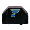 Holland St Louis Blues Vinyl 72-in Grill Cover