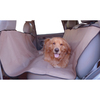 Majestic Pets 58-in Brown Fabric Seat Cover