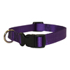 Majestic Pets Purple Nylon Dog Collar