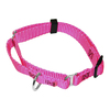 Majestic Pets Pink Nylon Dog Collar
