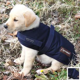 ABO Gear Blue Wool Unisex Coat