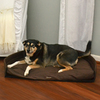 ABO Gear Chocolate Natural Cotton Dog Bed