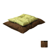 K&H Manufacturing Chocolate Polyester Rectangular Dog Bed