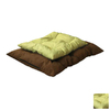 K&H Manufacturing Green Polyester Rectangular Dog Bed