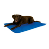 K&H Manufacturing Blue Vinyl with Nylon Coating Rectangular Dog Bed