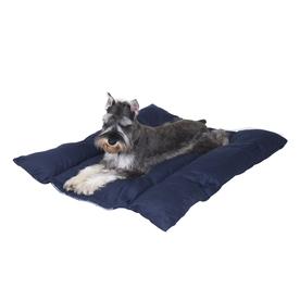 K&H Manufacturing Sage/Tan Microsuede Rectangular Dog Bed