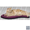 K&H Manufacturing Gray Neoprene Cat Bed