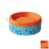 K&H Manufacturing Orange Round Cat Bed
