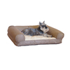 K&H Manufacturing Tan Rectangular Dog Bed