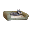 K&H Manufacturing Green Rectangular Dog Bed