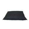 Carolina Pet Company Solid Blue Polyester Rectangular Dog Bed