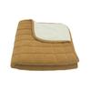 Carolina Pet Company Caramel Microfiber Rectangular Dog Bed