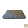 Carolina Pet Company Khaki Rectangular Dog Bed