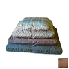 Carolina Pet Company Chocolate Rectangular Dog Bed