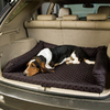 Snoozer 52-in Black Fabric Seat Cover