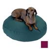Snoozer Plum Polyester/Cotton Round Dog Bed