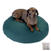 Snoozer Colonial Plaid Polyester/Cotton Round Dog Bed