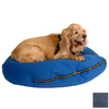 Snoozer Navy Cedar/Polyester Round Dog Bed