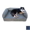 Snoozer Denim Rectangular Dog Bed