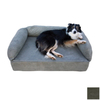 Snoozer Anthracite Rectangular Dog Bed