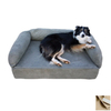 Snoozer Buckskin Rectangular Dog Bed