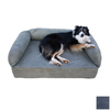 Snoozer Navy Rectangular Dog Bed