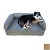 Snoozer Camel Rectangular Dog Bed