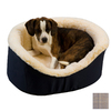 Snoozer Irish Cork Poly Cotton Oval Dog Bed