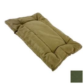 Snoozer Olive Microsuede Rectangular Dog Bed
