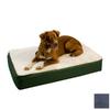 Snoozer Navy Rectangular Dog Bed