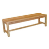 Jewels of Java 60-in L Teak Patio Bench