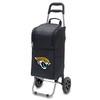 Picnic Time 15-Quart Jacksonville Jaguars Wheeled Polyester Cart Cooler