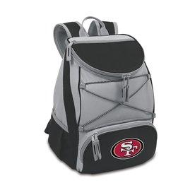 Picnic Time 14-qt San Francisco 49ers Polyester Backpack Cooler