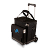 Picnic Time Detroit Lions Wheeled Polyester Cart Cooler