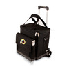 Picnic Time Washington Redskins Wheeled Polyester Cart Cooler