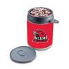 Picnic Time Miami RedHawks 9-qt Plastic Chest Cooler