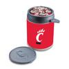Picnic Time Cincinnati Bearcats 9-qt Plastic Chest Cooler