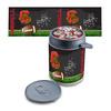Picnic Time Cornell Big Red 9-qt Plastic Chest Cooler